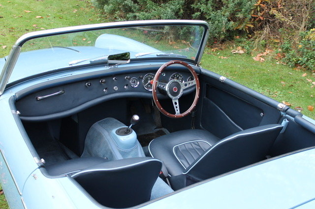 1962 MG Midget  For Sale (picture 3 of 6)