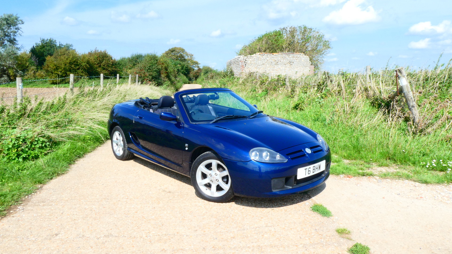 2005 MG TF  For Sale (picture 1 of 6)