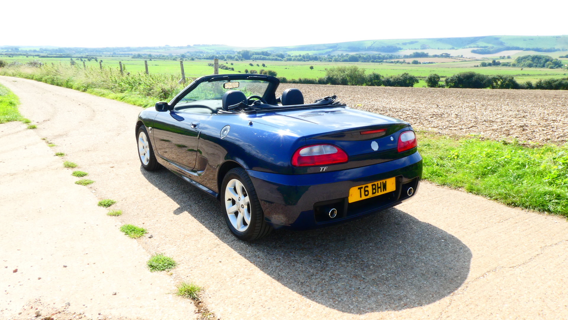 2005 MG TF  For Sale (picture 2 of 6)