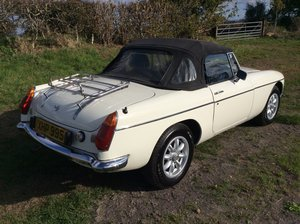 1977 Superb MGB - on the button and a joy For Sale