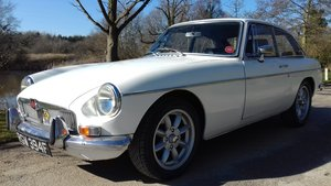 1967 MGB GT ~ GREAT INVESTMENT ~ USE & IMPROVE ~ DRIVES WELL For Sale