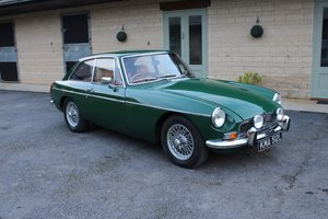 1972 MG B GT For Sale