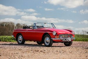 1968 MGB Roadster For Sale by Auction