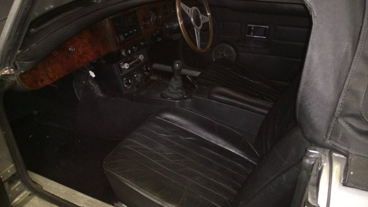 1980 MGB V8 Roadster For Sale (picture 3 of 3)