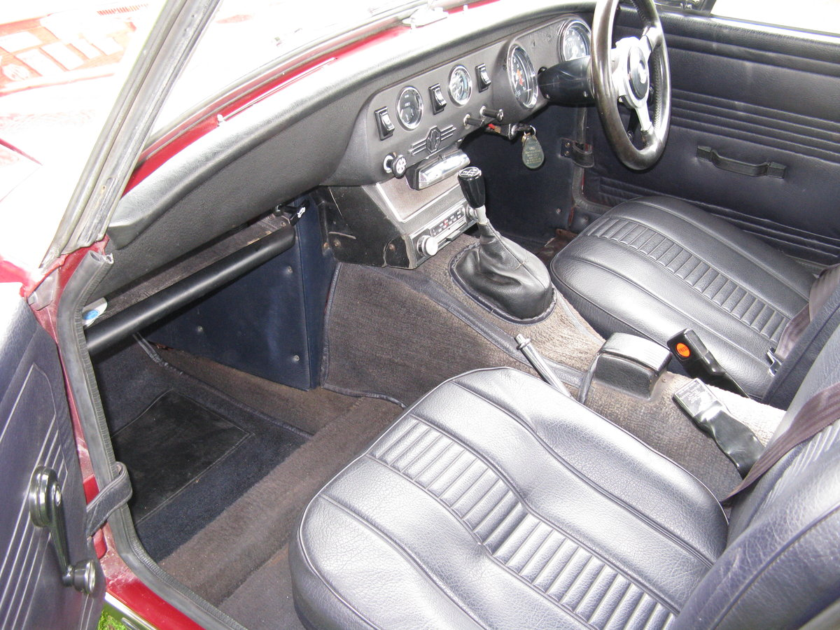 1973 MG Midget For Sale (picture 5 of 6)