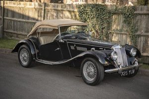 1955 MG TF 1500 - Only 400 mls since restoration - on The Market SOLD by Auction