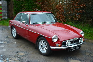 1974 MGB GT For Sale by Auction