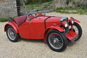 A 1933 MG J2 - 23/06/2019 For Sale by Auction