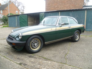 Picture of 1975 MGB GT JUBILEE SOLD