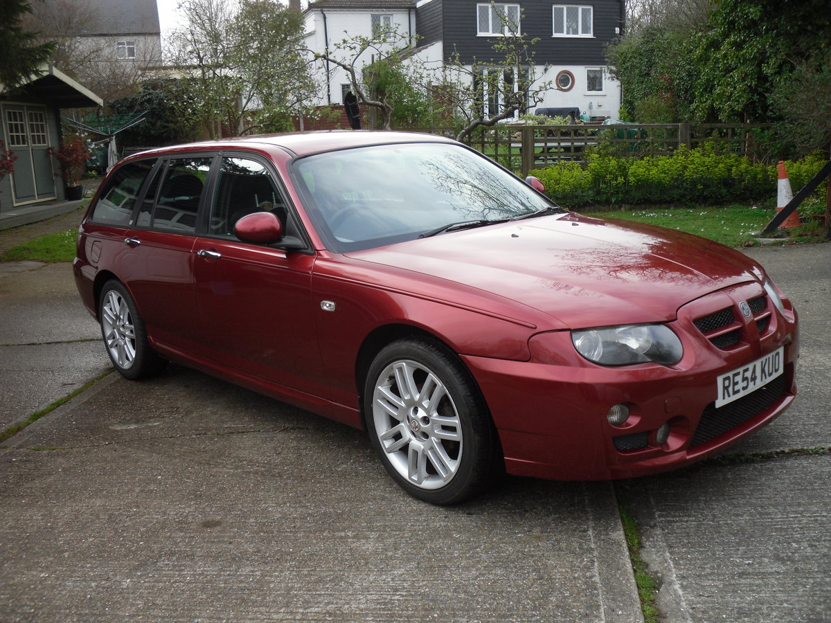 2004 MG ZTT Estate 1.8 turbo For Sale (picture 1 of 6)