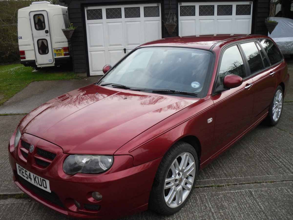2004 MG ZTT Estate 1.8 turbo For Sale (picture 2 of 6)