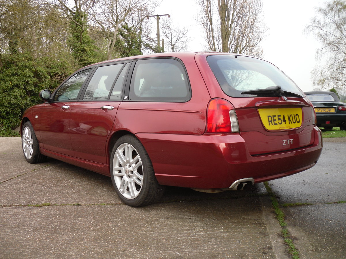 2004 MG ZTT Estate 1.8 turbo For Sale (picture 3 of 6)