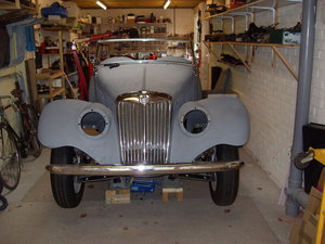 1954 Unfinished project rebuild For Sale