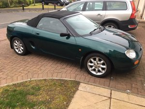 1995 Nice MGF 1.8 racing green for sale/spares /repair For Sale