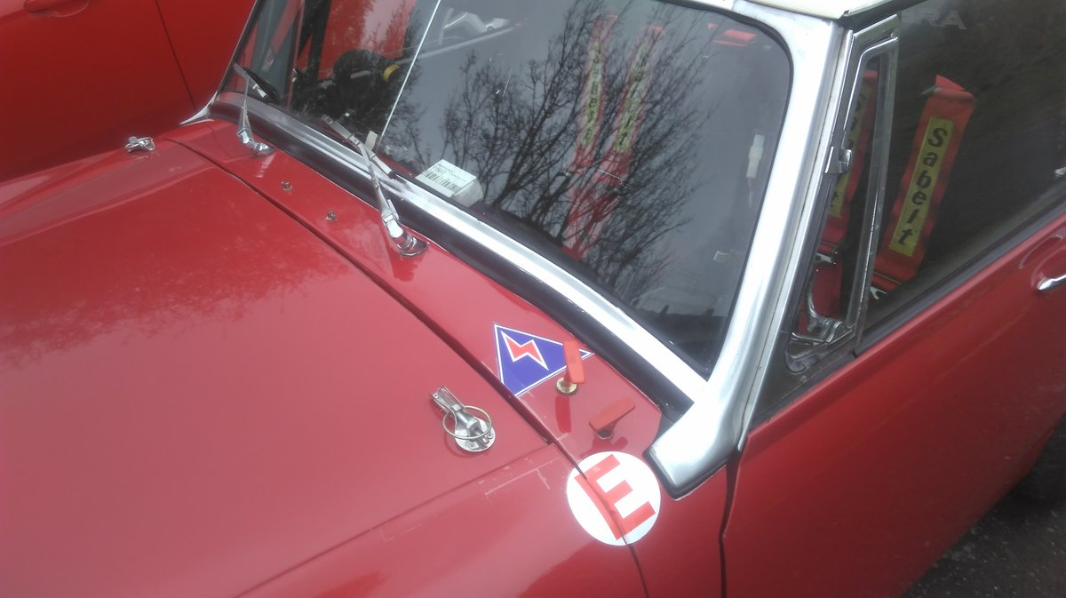 1970 MG Midget Historic Rally/Sprint/Hillclimb. For Sale (picture 5 of 6)