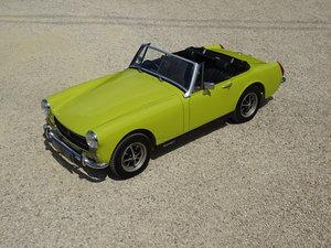 MG Midget Mk III – Auto Glym Concours Car