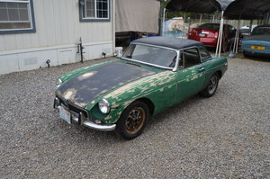 1970 MGB Convertible SOLD