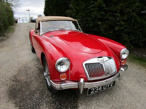 1961 MGA Roadster 1600 For Sale