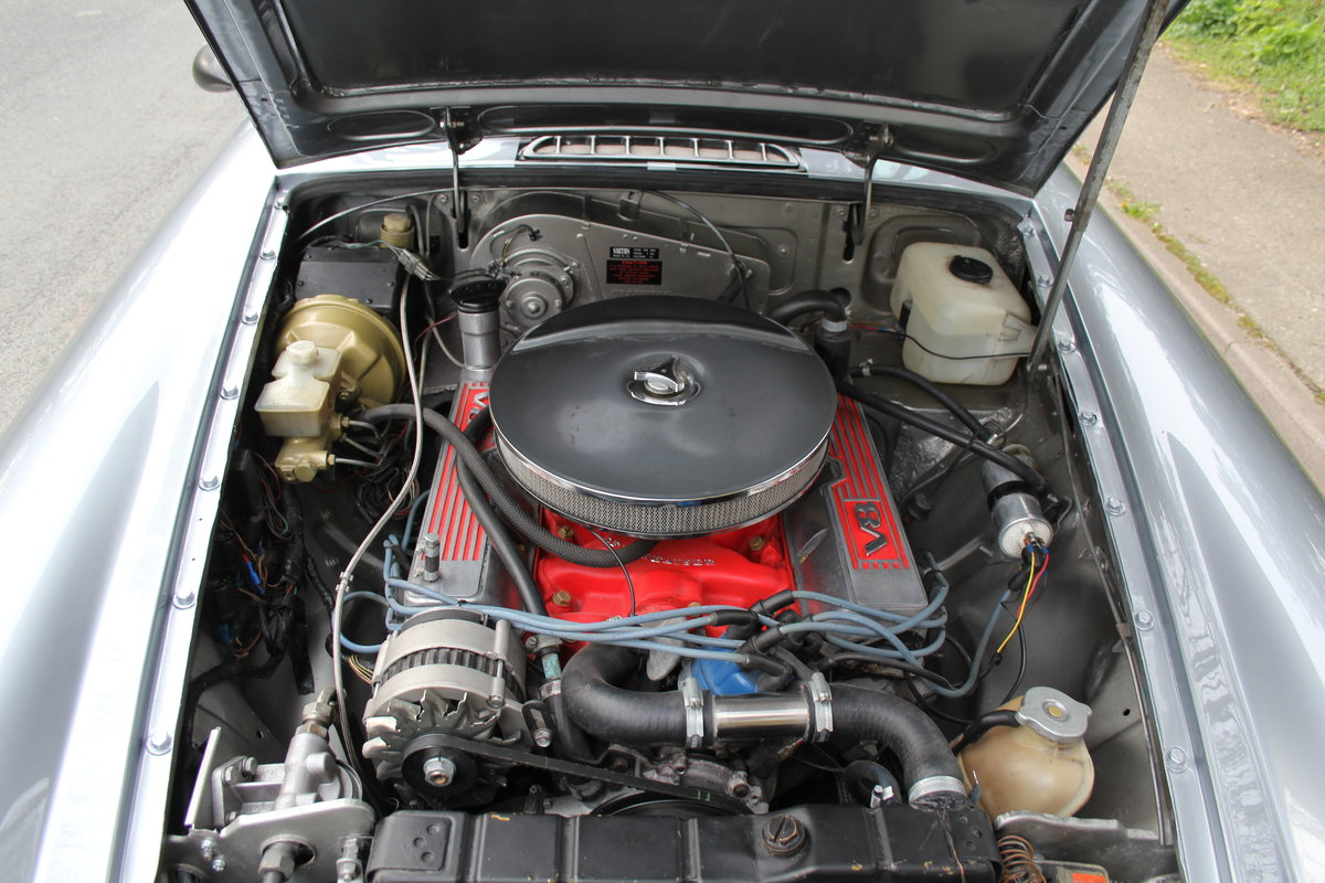 1978 MGB GTV8 - Edelbrock Carb,Offenhauser Inlet,5 speed, Uprated For Sale (picture 10 of 12)