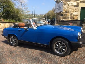 1977 MG Midget SOLD