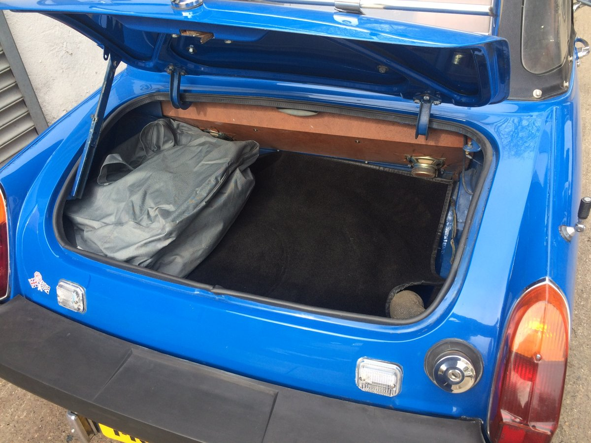 1977 MG Midget For Sale (picture 5 of 6)