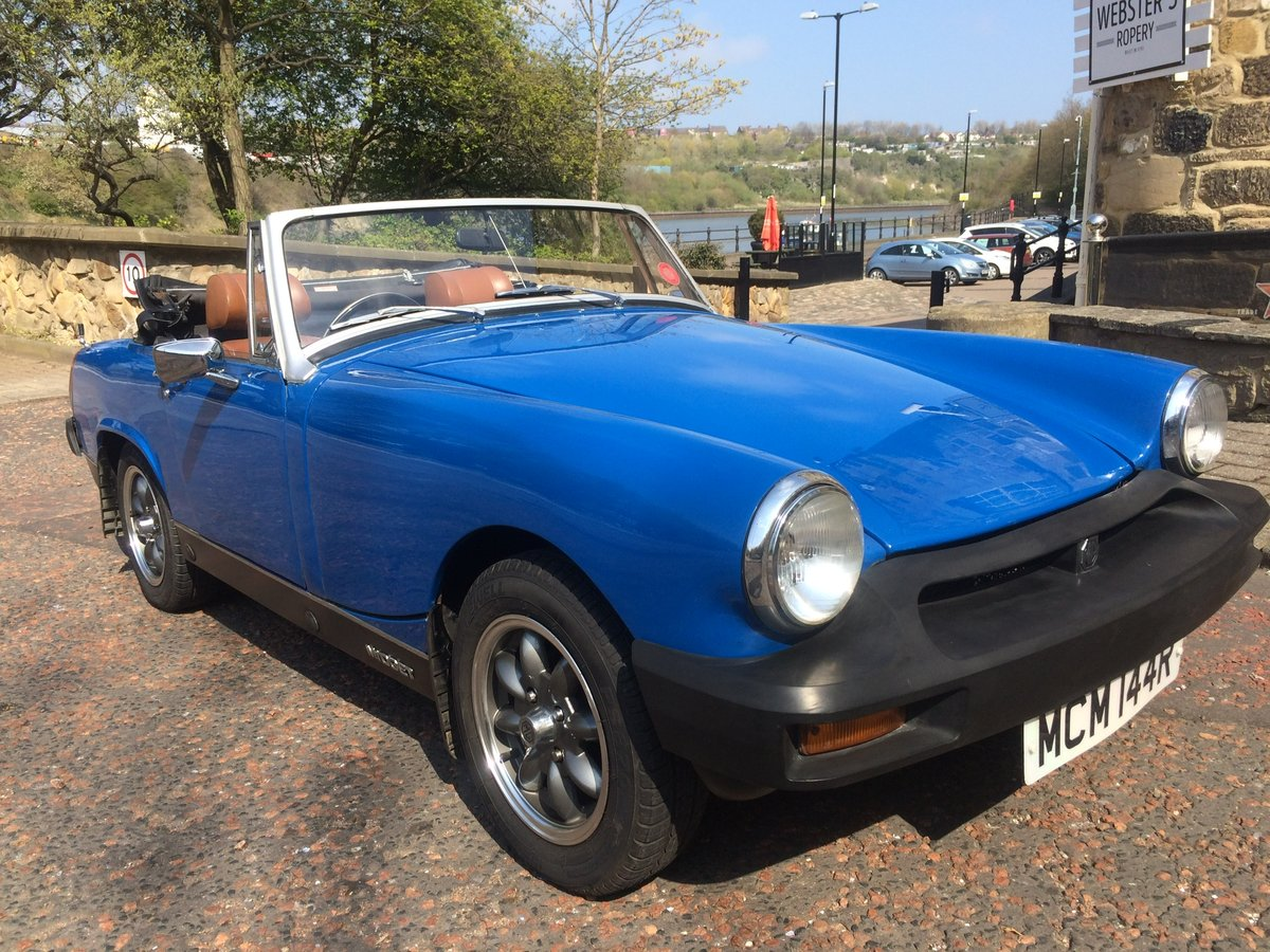 1977 MG Midget SOLD (picture 6 of 6)