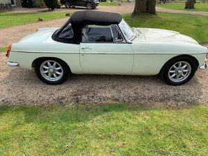 1969 MGC Convertable Fully Restored