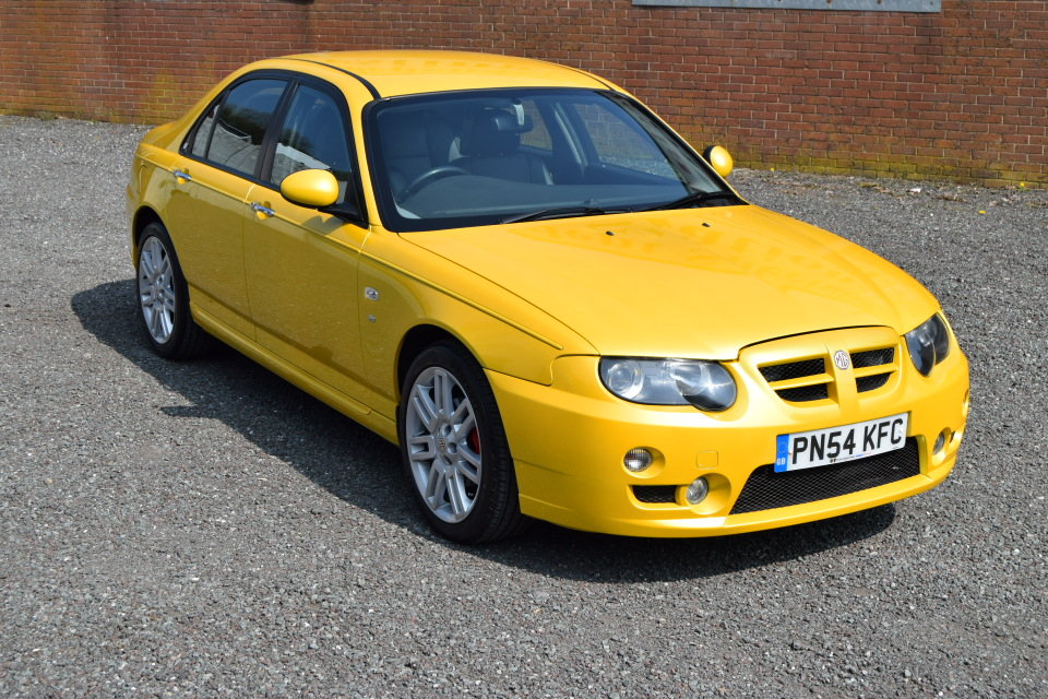 2004 MG ZT+ Just 23,479 Miles, Monogram Paint, Stunning Car! SOLD (picture 1 of 6)