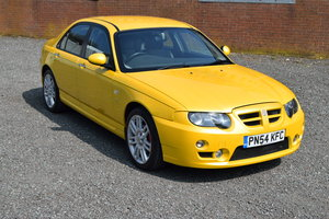 2004 MG ZT+ Just 23,479 Miles, Monogram Paint, Stunning Car! For Sale