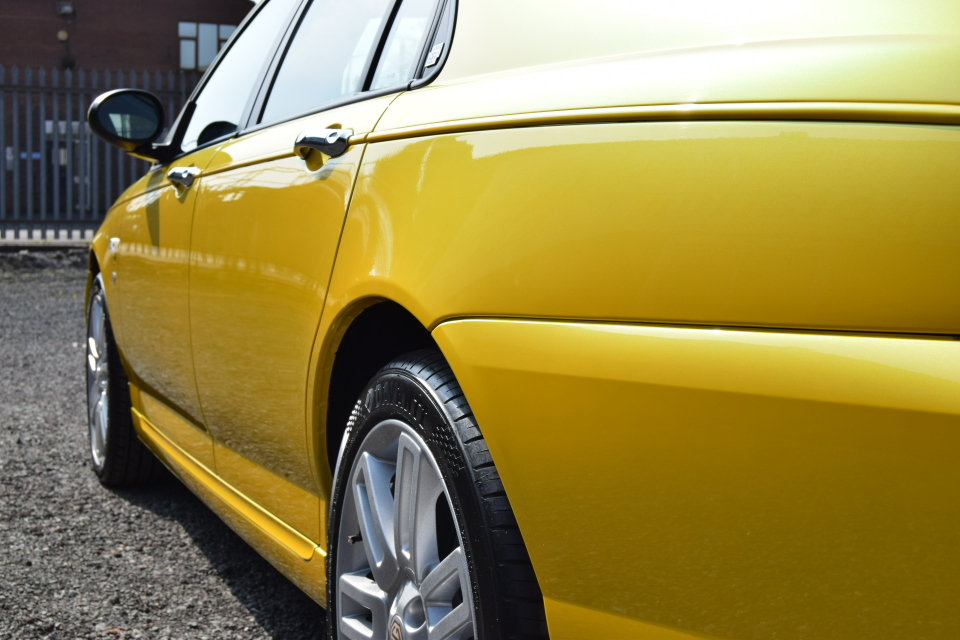 2004 MG ZT+ Just 23,479 Miles, Monogram Paint, Stunning Car! SOLD (picture 2 of 6)