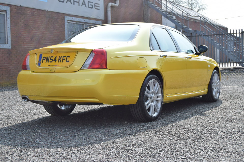 2004 MG ZT+ Just 23,479 Miles, Monogram Paint, Stunning Car! SOLD (picture 4 of 6)