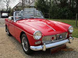 1968 MG Midget 1275 (Stunning Condition Throughout) For Sale