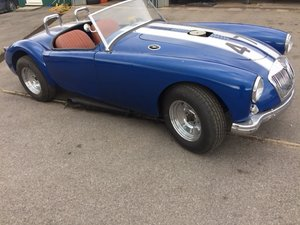 1959 LEFT HAND DRIVE MGA ROADSTER  For Sale