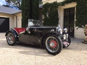 1933 MG Midget J1 Special Sports For Sale by Auction