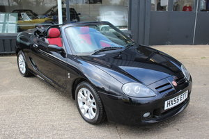 2005 MG TF 135,ONLY 14,000 MILES,GLASS WINDOW,HEADGASKET