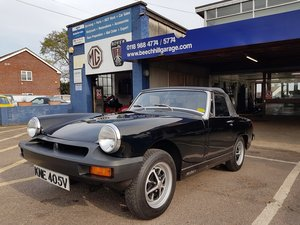 1980 Mg Midget. Low Mileage. Astonishing condition