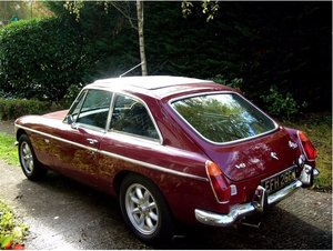 MG MGB V8 For Sale | Car and Classic