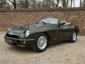 1996 MG RV8 3.9 Convertible only 37.292 miles, stunning condition For Sale