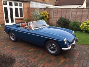 MGB Roadster 1971 Heritage Shell For Sale