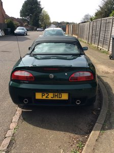 2004 MG TF for sale