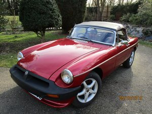 1978 MGB Roadster For Sale