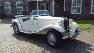 MG TD 1952 - Fully Restored