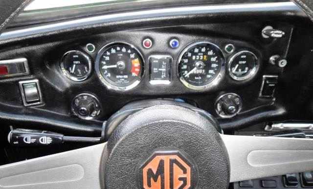 MG BGT - 1975 For Sale (picture 5 of 6)
