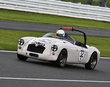 1960 MGA twin cam road-going competition car For Sale