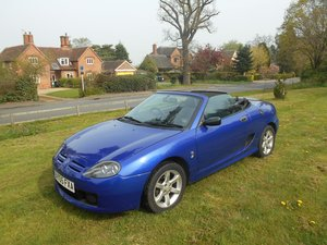 2005 A superb low mileage convertible For Sale