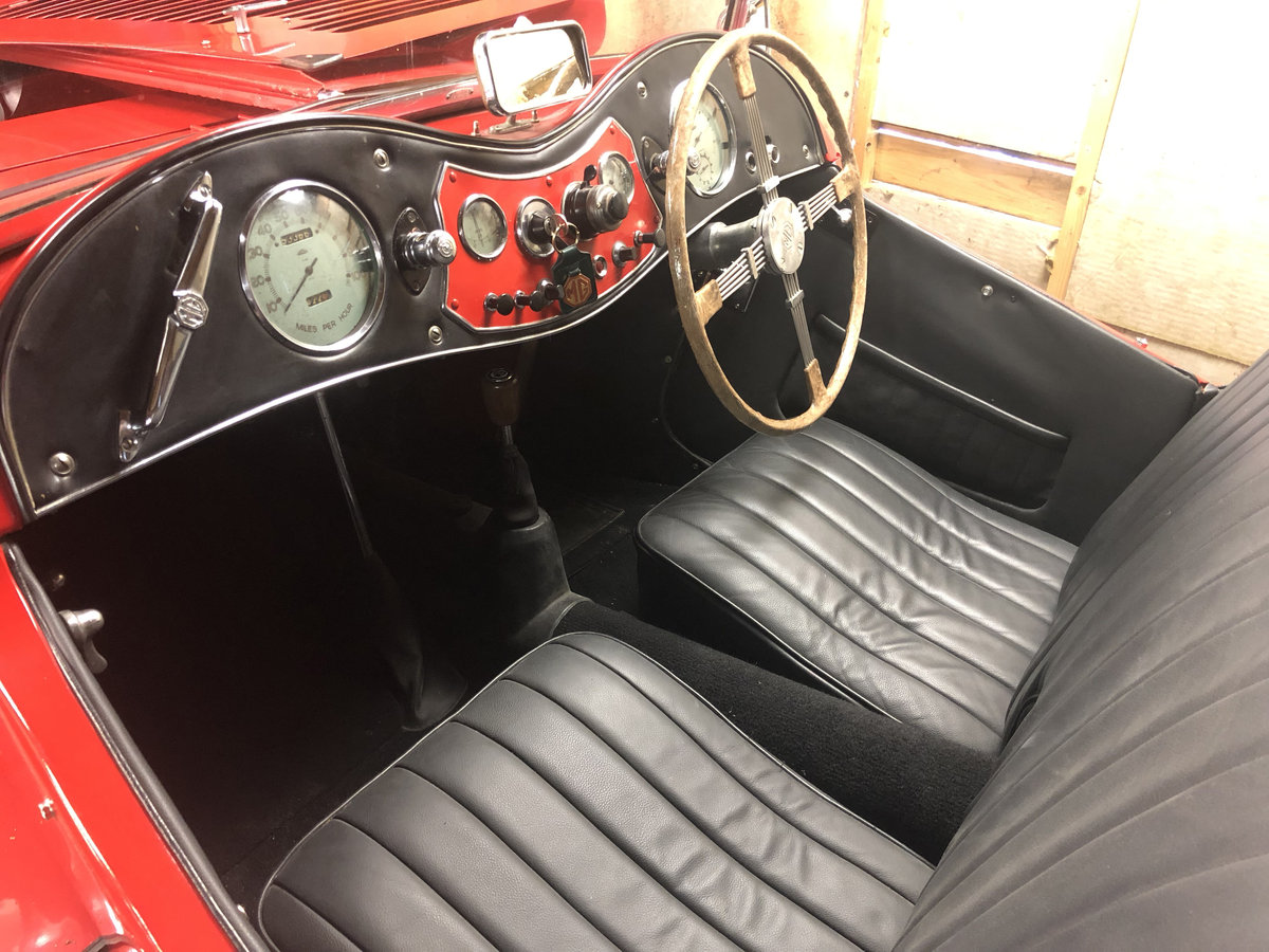 1949 MG TC For Sale (picture 5 of 6)