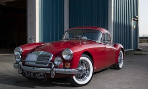 Stunning MGA Coupe 1960 Mk1 1600 For Sale