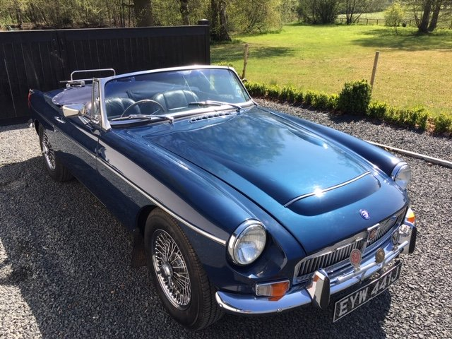 1971 University Motors MGC Roadster For Sale (picture 1 of 6)
