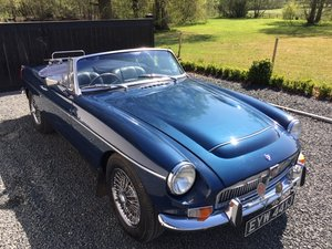 1971 University Motors MGC Roadster For Sale