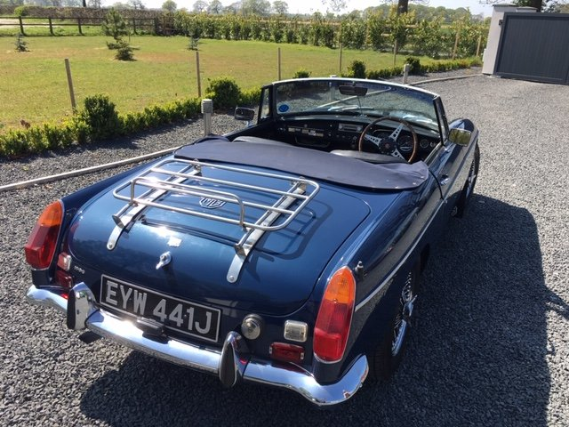 1971 University Motors MGC Roadster For Sale (picture 3 of 6)